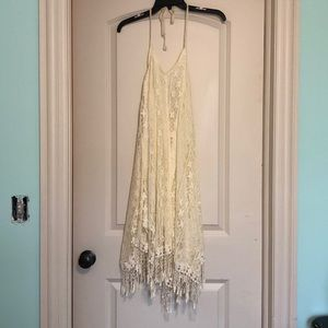 Maurices Cream Party Dress Size XS